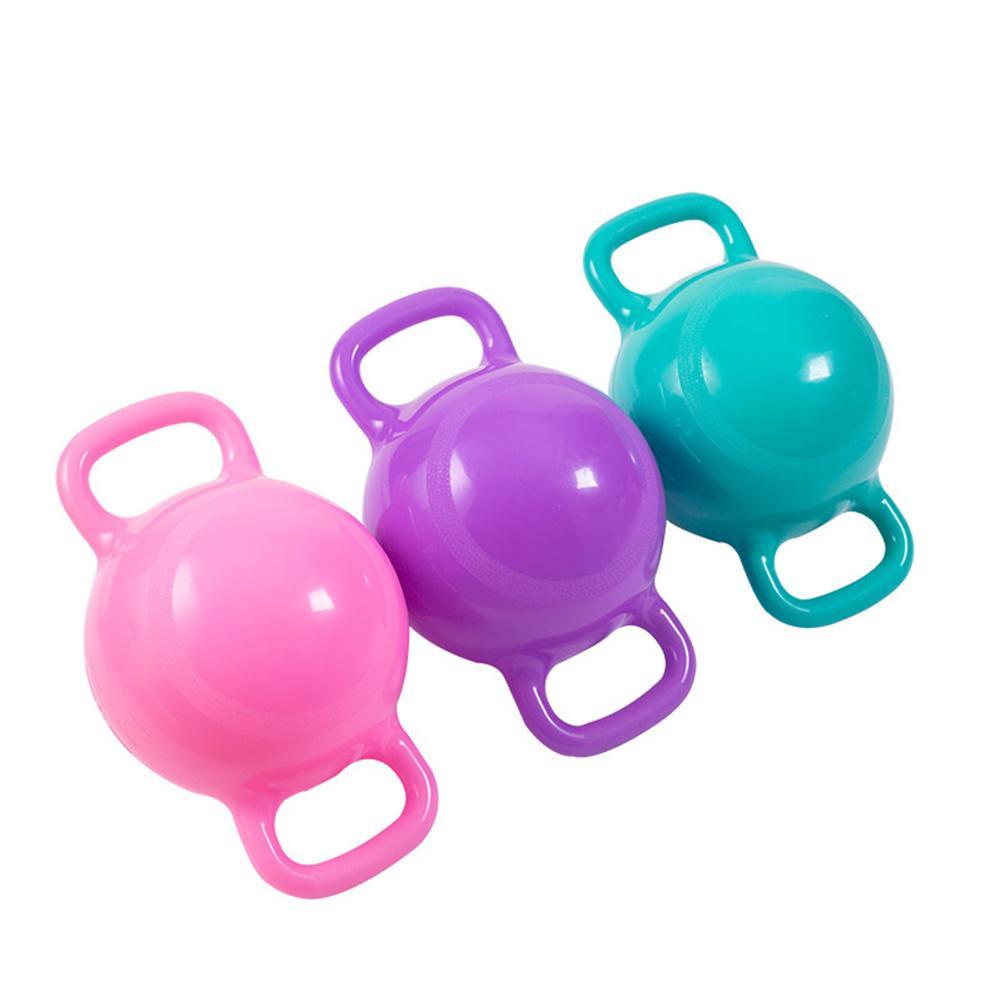 Bouilloire cloche Yoga Gym haltères Pilates bouilloire haltère avec Base