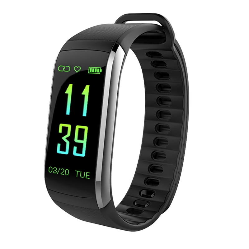 Image 2 - KR02 IP68 Waterproof Fitness Bracelet GPS Smart Band Heart Rate Monitor Watch Activity Tracker 3 for Xiao Mi Android IOS Phone-in Smart Wristbands from Consumer Electronics