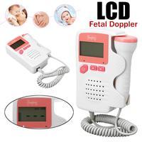 2,0 МГц ЖК дисплей цифровой пренатальный эмбриональный допплер звук сердца мониторы экран дисплей тестер детектор беременных феталпульс ме...