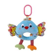 Подвесная музыкальная игрушка Lorelli Toys Птичка