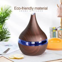 Adoolla 300ML USB Electric Ultrasonic Air Humidifier Essential Oil Aromatherapy Mist Maker