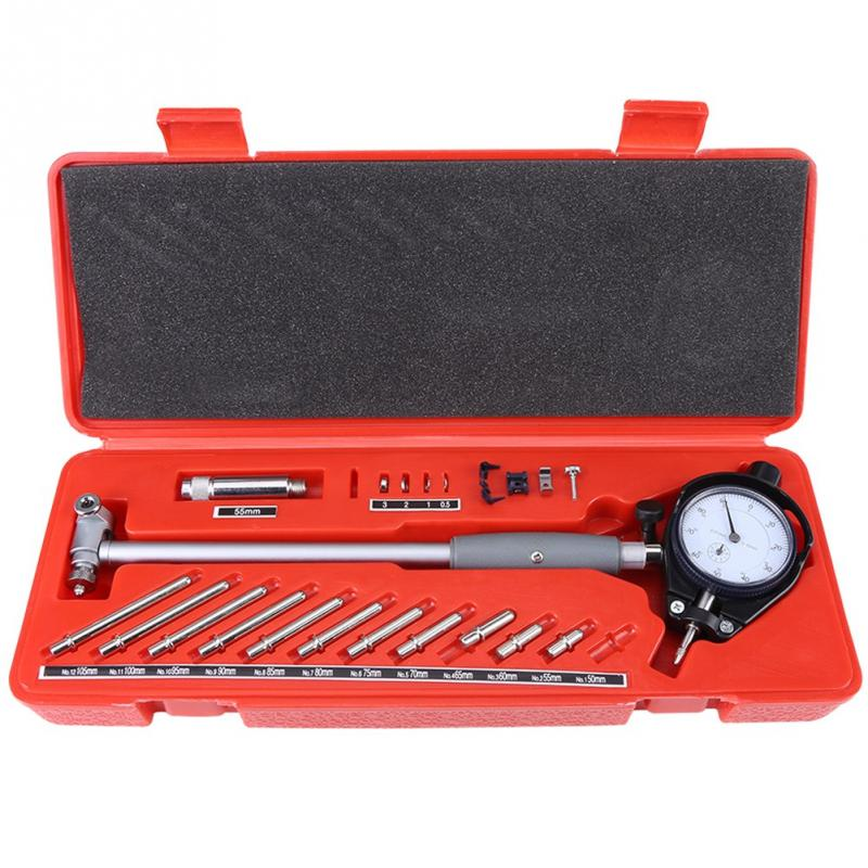 "Bore Gauges Accusize Tools Dial Gage Set 0.0005/"" 1.4-6/"" Measuring Range"