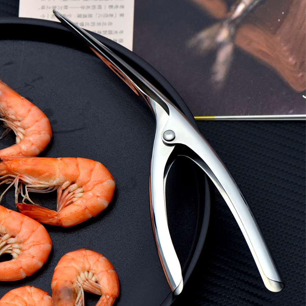 US $1.99 40% OFF|Kitchen Gadgets Shrimp Peeler Prawn Peeler Fishing Knife  Kitchen Goods Remove Skin Shrimp Clean Kitchen Tools-in Seafood Tools from  ...