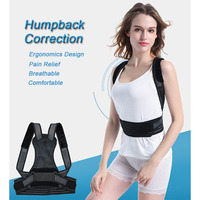 Clavicle Braces Support For Kyphosis Lumbar Support Belts Top Quality Shoulder Posture Corrector For Women Men And Kids T0083SHE