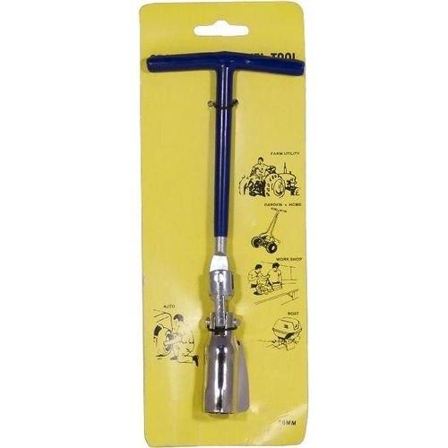 Key свечной KING ROY's карданным hinge, 16mm, ключ свечной с карданным шарниром 16 мм