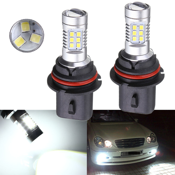 9007 HB5 LED Car Headlight Bulb 6500K 12V 21W Car LED Headlights Bulbs Auto Head font