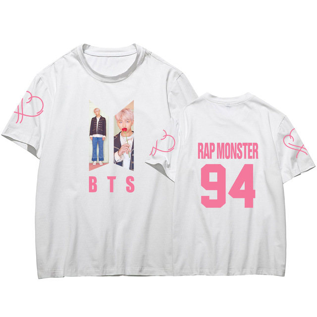 BTS MAP OF THE SOUL PERSONA T-SHIRT (24 VARIAN)
