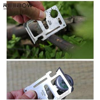 Outdoor Stainless Steel Credit Card Knife 2