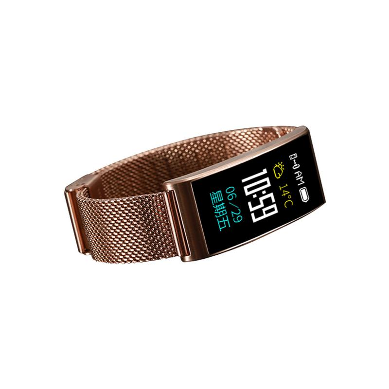 New X3 Smart Heart Rate Bracelet Wristband Metal Colorized Screen Heart Rate Blood Pressure Monitor Step Count Motion IP68 Deep New X3 Smart Heart Rate Bracelet Wristband Metal Colorized Screen Heart Rate Blood Pressure Monitor Step Count Motion IP68 Deep