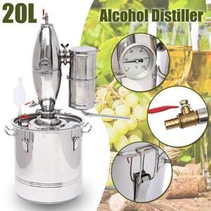 20L Home DIY Distiller Alambic
