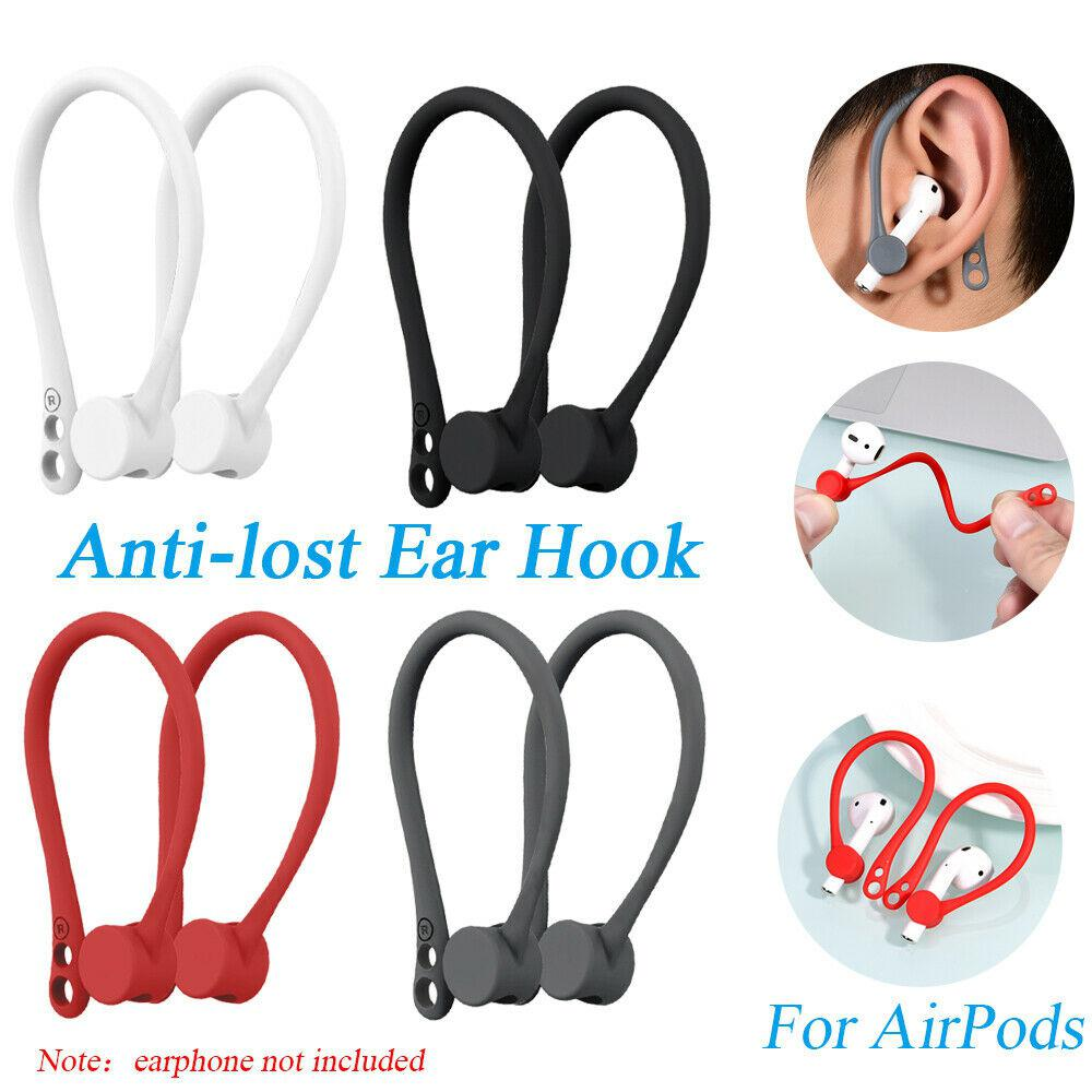 Earphone Accessories Portable Audio & Video Audacious Ostart 1 Pair Strap Holder Pod Wireless Ear Hooks For Airpods Earphone Earbuds Earpods For I8 I9 I10 Tws Wireless Headphones Outstanding Features