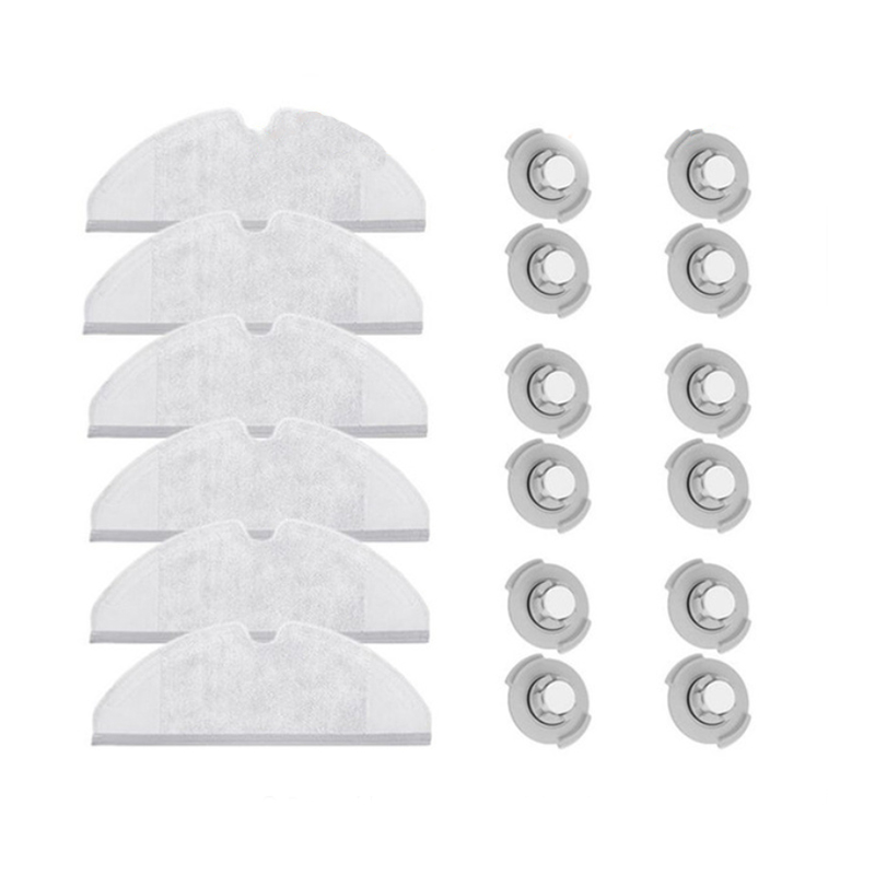 LICE for Xiaomi Roborock Robot S50 S51 Vacuum Cleaner Spare Parts Kits Mop Cloths ,water tank filterLICE for Xiaomi Roborock Robot S50 S51 Vacuum Cleaner Spare Parts Kits Mop Cloths ,water tank filter