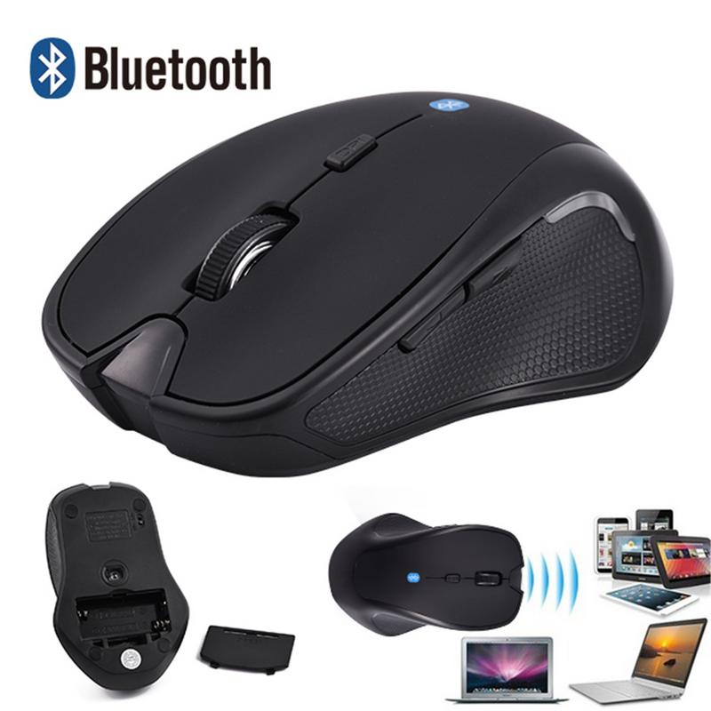 New Bluetooth Wireless Mouse Bluetooth 3.0 For Laptop Tablet