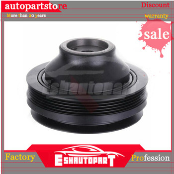 for High quality Belt Pulley Crankshaft(Belt Drive) OEM MD141468 for Mit- 6G72 V33 12V MIGHTY MAX 3.0L V6