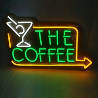 Outdoor wholesale cheap plastic flexible neon sign letter for home decoration