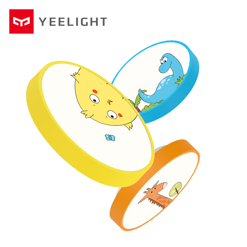 Image 4 - youpin Yeelight Led Ceiling Light Children Version Bluetooth Wifi Control Ip60 Dustproof ceiling light Smart led ceiling lights-in Ceiling Lights from Lights & Lighting