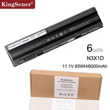 KingSener Korea Cell 65WH N3X1D Laptop Battery for DELL Latitude E5420 E5430 E5520 E5530 E6420 E6520 E6430 E6440 E6530 E6540(China)