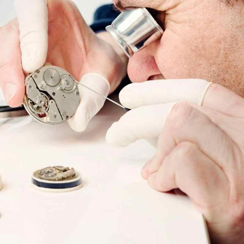 100 قطعة واقية Antislip أصابع قفازات مستحلب غطاء للأصابع الاستاتيكيه حامي قفازات ساعة أداة إصلاح ل الساعات