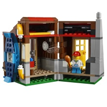 Конструктор LEGO Creator 31098 Хижина в глуши