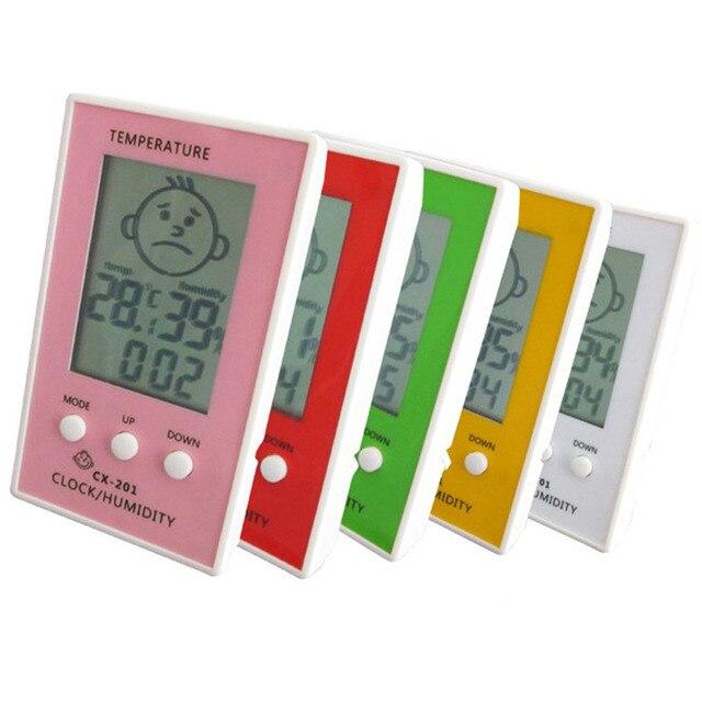 Igrometro Accurata Indoor Outdoor Tester di Umidità del Termometro Del Bambino S