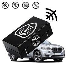 Алюминиевый автомобильный брелок для ключей защитное покрытие FOB Shield Guard Keyless Entry дистанционный RFID Противоугонный замок устройства Автомобильный ключ протектор