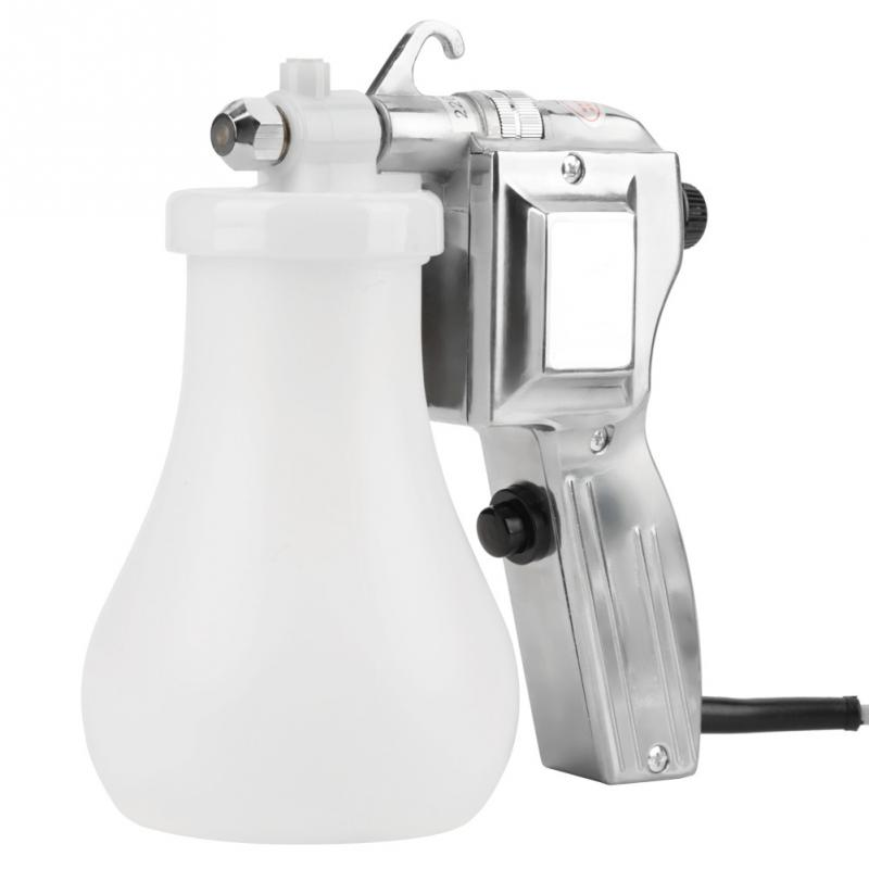 40W Electric Textile Spot Removing Spray Gun Clothing Dust Cleaner Tools AU Plug AC 220V Set