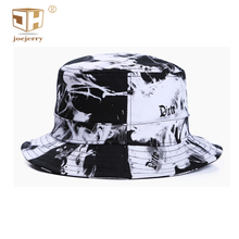 JOEJERRY Bucket Hat Hip Hop Men Harajuku Fisherman Women Domes Sun Protection 3D Printed Bob