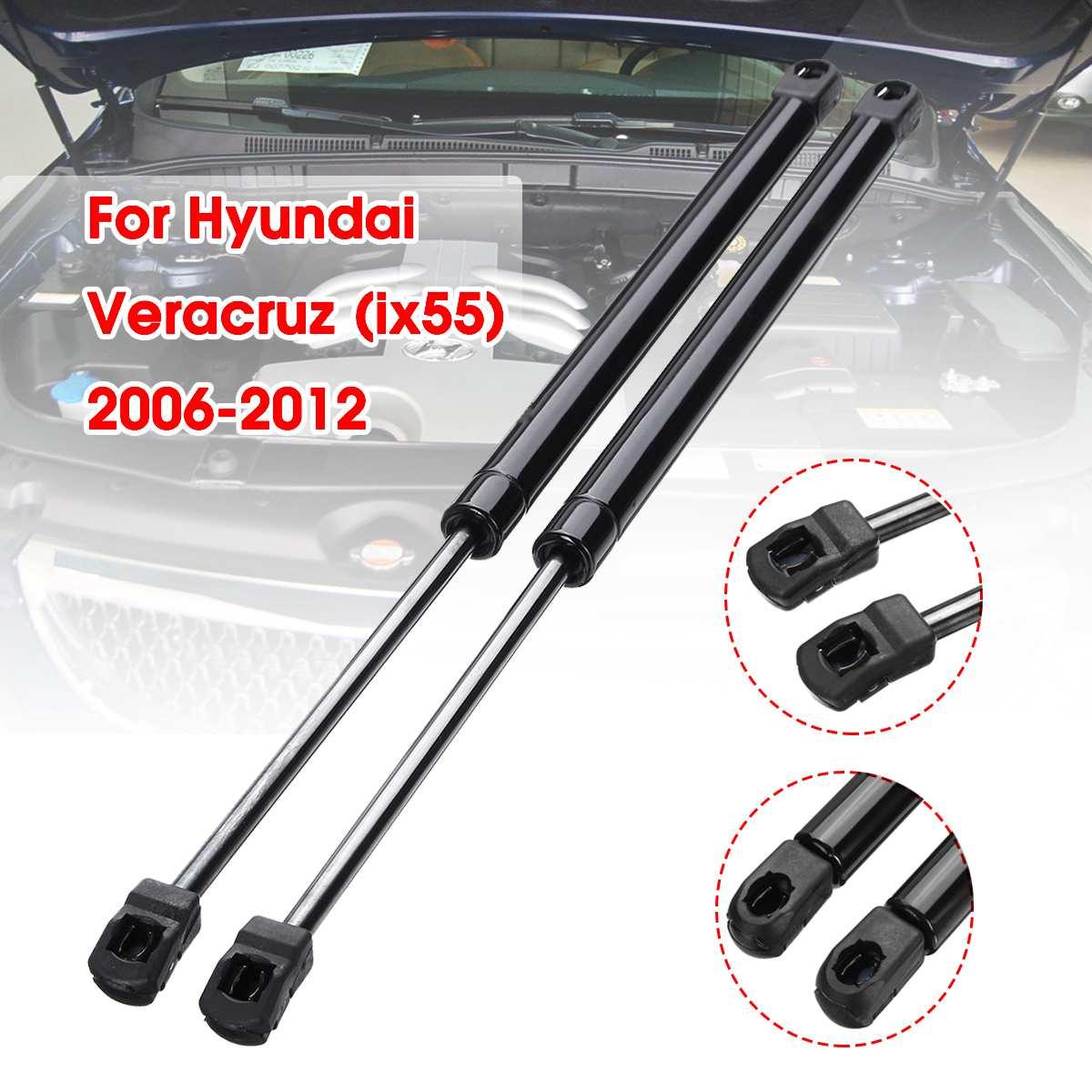 Araba Ön Kaput Hood Değiştirmek Gaz Struts Asansör Destek Şok Damperi Barlar Hyundai Veracruz ix55 2006-2012