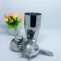 Steel Strainer Bar Accessories Tools Mix Drink Ice 1 Pcs Strainer Stainless Filter Cocktail Bar Wire Barman Cocktail Shaker