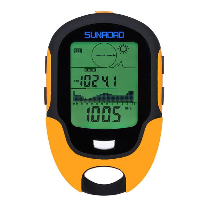 Multifunctional Digital Thermometer Electronic Altimeter Barometer Temp Humidity Meter Compass Portable Outdoor strategic alliances in the software industry