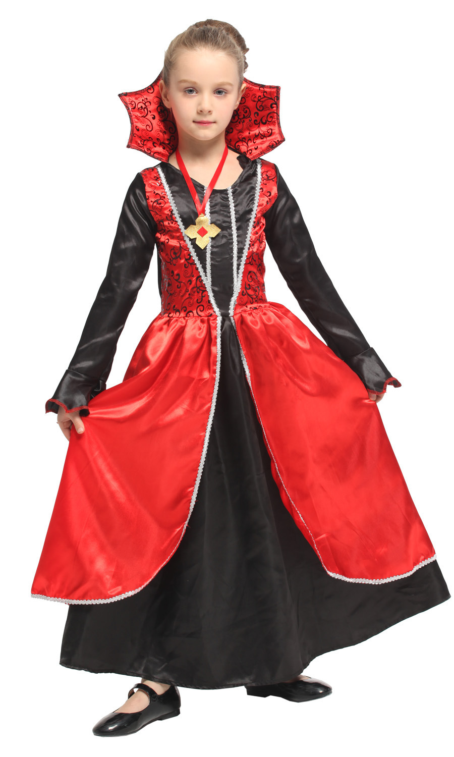 new year halloween costume for kids vampire witch anime cosplay costumes carnaval christmas girl children child boys fancy dress 2