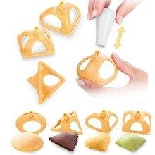 4 шт., новинка, акция, кухонные инструменты, итальянский стиль, клецки Jiaozi, устройство для приготовления, легко, сделай сам, клецки, форма для спагетти, инструменты, инструмент для изготовления пасты