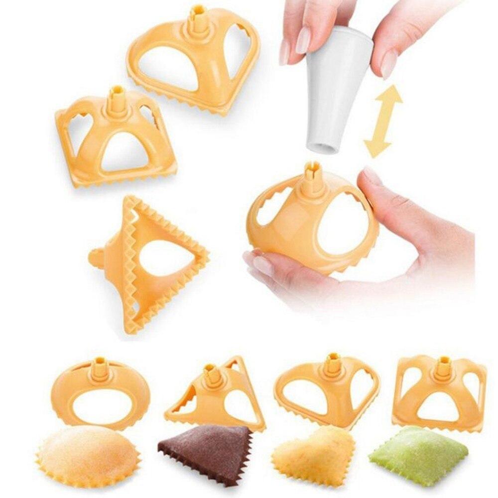 4 pcs Dumpling Maker