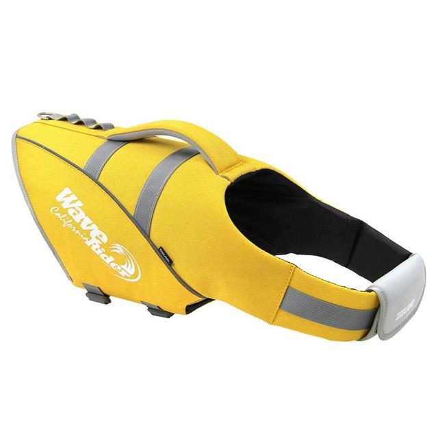 Petacc Reflective Adjustable Dog Harness Swim Swimming Vest Swimsuit Dog Life Vest Summer Clothes for Dogs