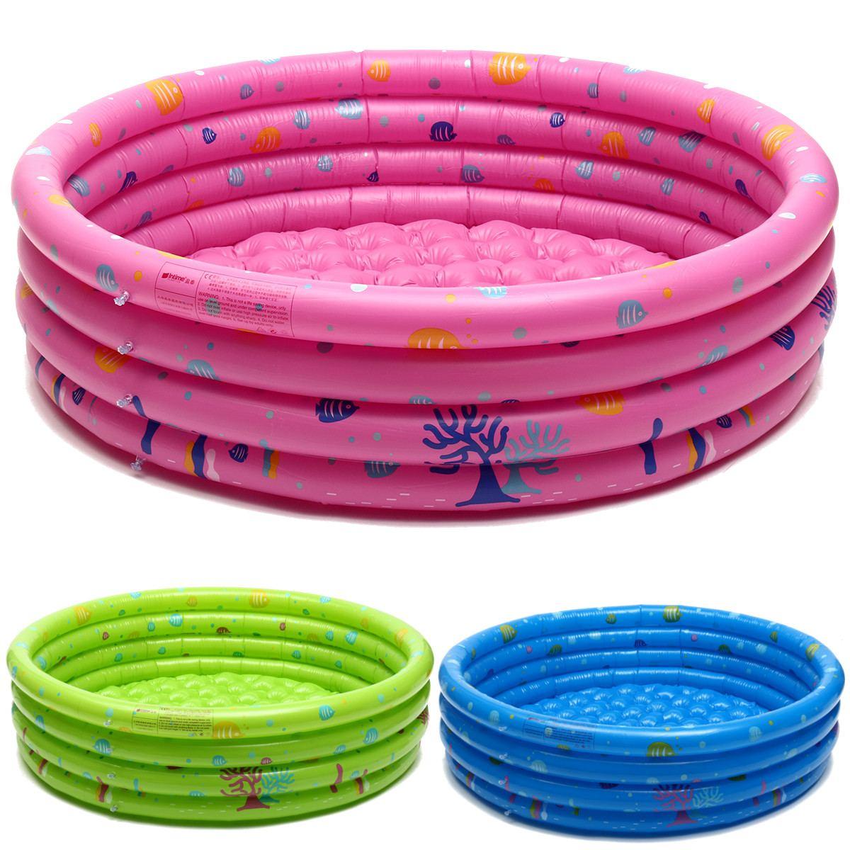 150 CM gonflable bébé piscine Piscina Portable extérieur enfants bassin baignoire enfants piscine bébé piscine eau