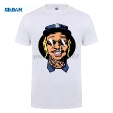 GILDAN Miller T Shirt GOOD AM Rap Hip Hop odd future wiz khalifa lil b ab soul mens t shirts rock band чехол для ноутбука 14 printio wiz khalifa