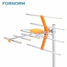 Antena exterior forte do sinal da tevê do ganho alto da antena hdtv de digitas hd para a tevê exterior do ganho alto de dvbt2 hdtv isdbt