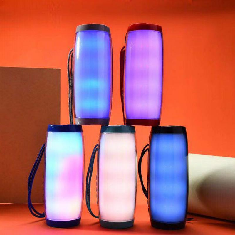 Melody-Lantern Bluetooth-Speaker Outdoor Waterproof Wireless Gift No LED Innovative Colorful