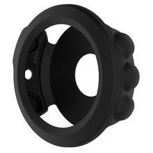 Funda protectora de silicona de alta calidad para reloj inteligente con correa de muñeca y accesorios transpirables para Garmin Fenix 5X