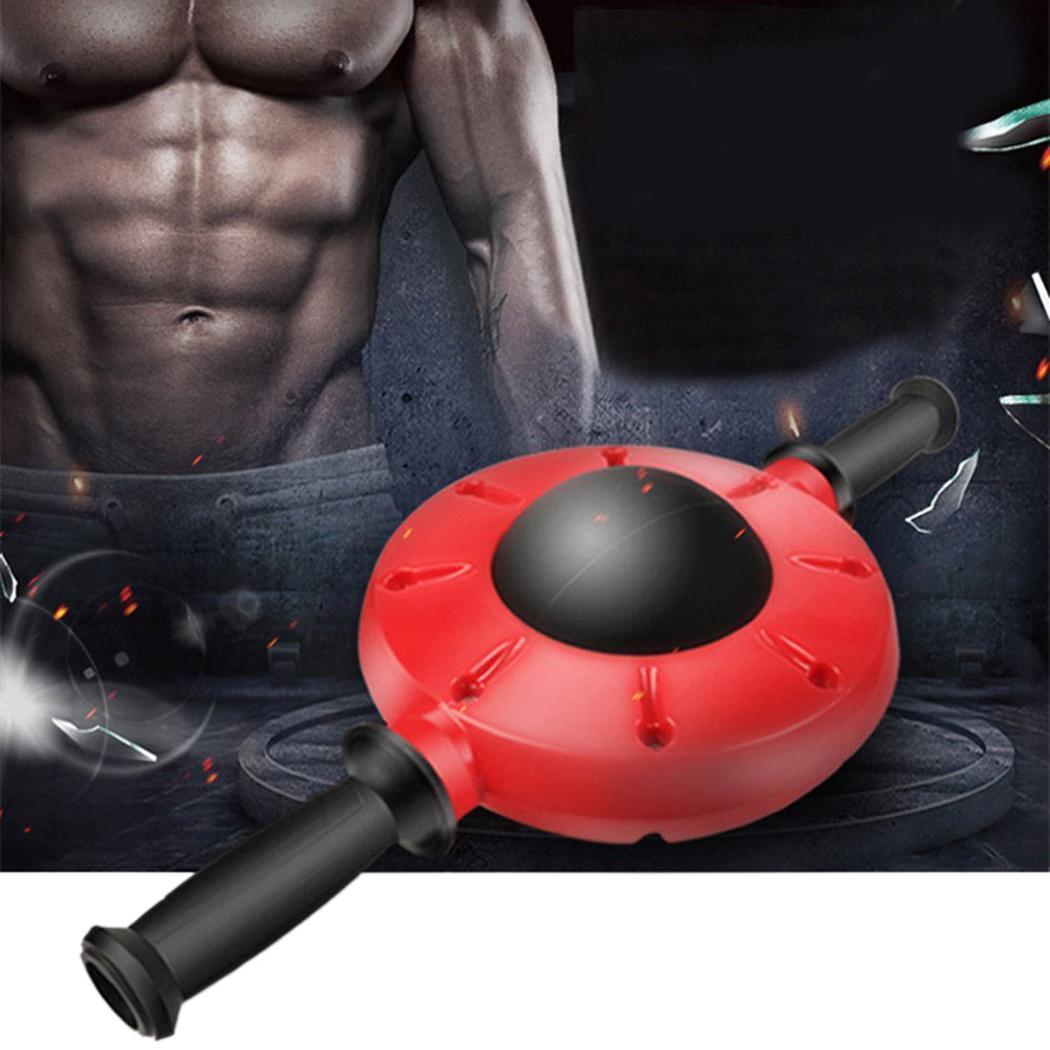 360 degrés tout-dimensionnel abdominale roue Fitness rouleau Muscle maison, Gym formateur ajustement de Direction libre