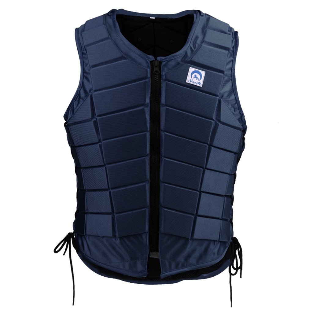 Horse Riding Safety Vest Equestrian Protective Gear Body Protector Outdoor Sports Clothing Jacket