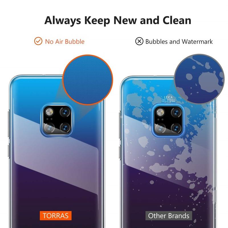 ZRSE Huawei Mata 20 Lite Case Cover Mate 20 Pro 10 Lite Back