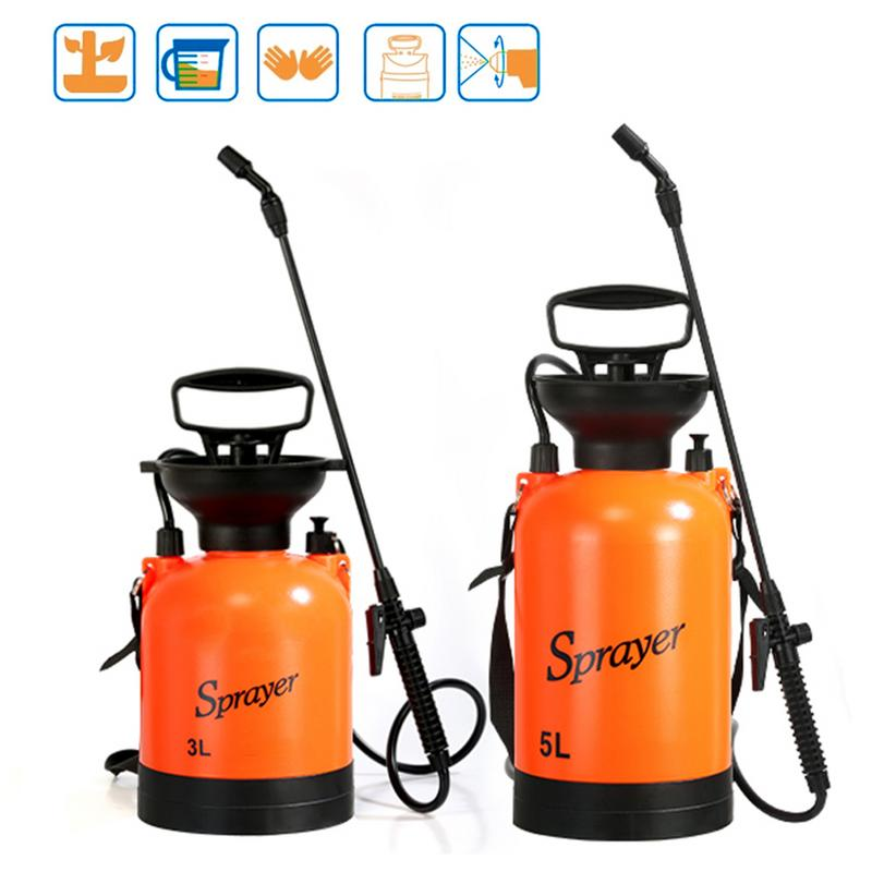 5L/8L Agricultural Backpack Manual Sprayer Fight Drugs Large Capacity Spray Bottle Multi function Watering Can Garden Tool p30|Water Cans| |  - title=