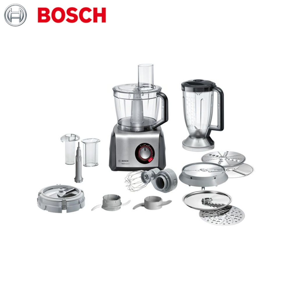 Фото - Food Processors Bosch MC812M865 home kitchen appliances machine tools automatic cooking assistant stainless steel spiral coil reverse screw knife pendulum kitchen cooking tools