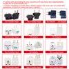 Adults & Children Care Asthma Inhaler Ultrasonic Nebulizer Portable Automizer 5
