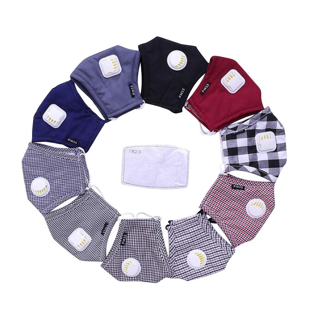 Damen-accessoires Masken Missky 2019 Neue Unisex Frauen Männer Maske Hängen Ohr Stil Mode Schutz Maske Pm2.5 Mit Ventil Anti-dunst Maske