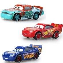 The new listing Disney Pixar Cars 3 Lightning Jackson Storm Cruz Ramirez 1:55 Diecast Metal Toys Model Car Birthday Gift new