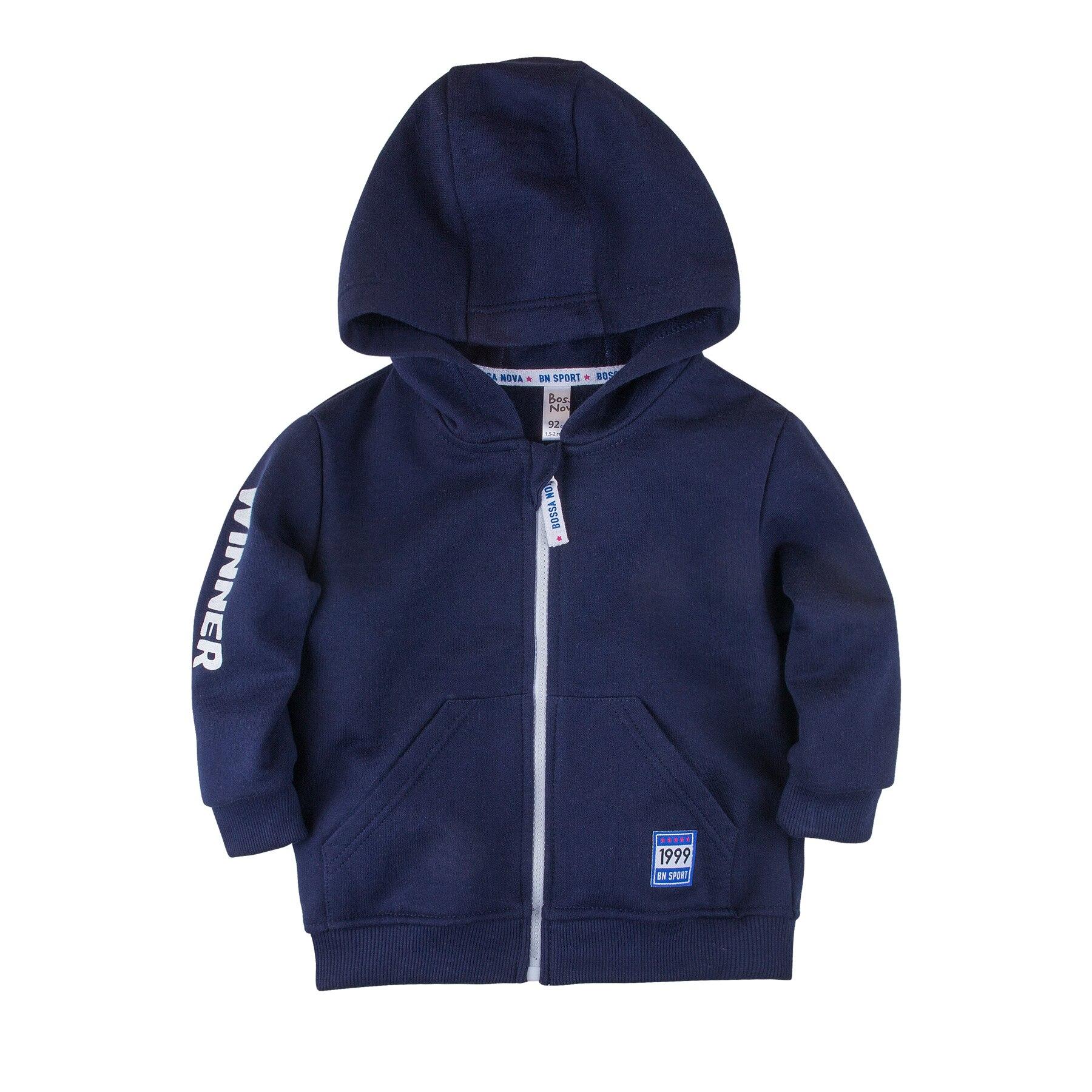 цена Sweatshirt for boy BOSSA NOVA 194B-462c kid clothes
