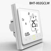 Programmable WiFi Smart Thermostat For Water/Electric Room Underfloor Heating