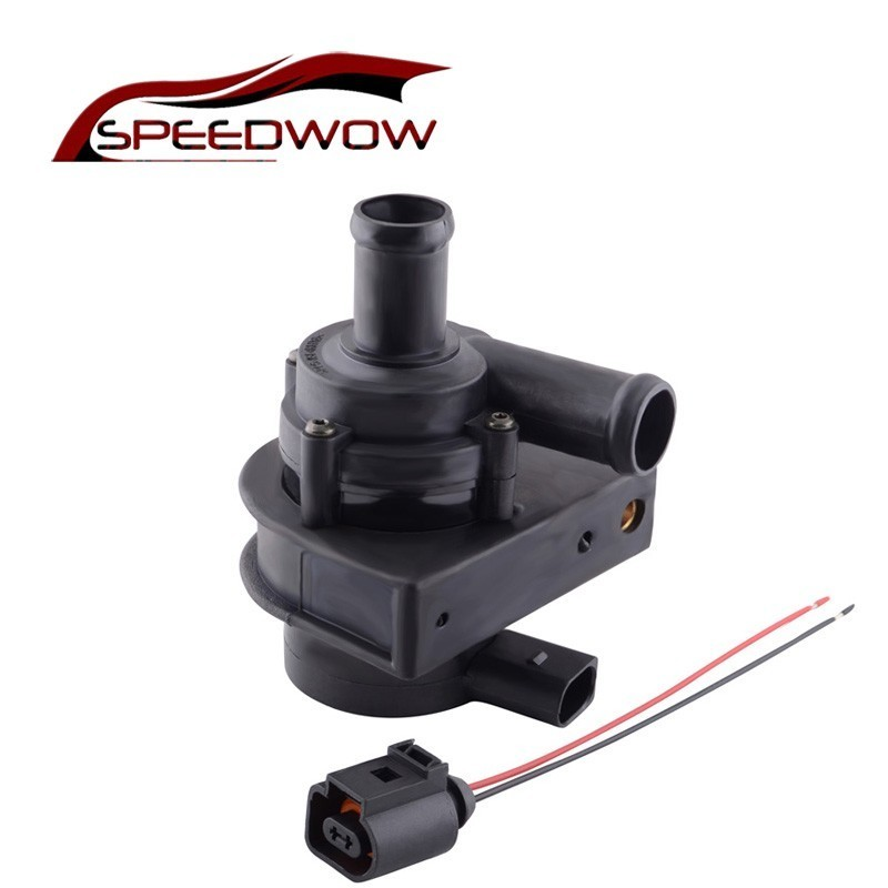 SPEEDWOW Engine Cooling Additional Auxiliary Water Pump For VW Golf GTI Passat CC Audi A3 1K0965561J 1K0965561 1K0 965 561 J